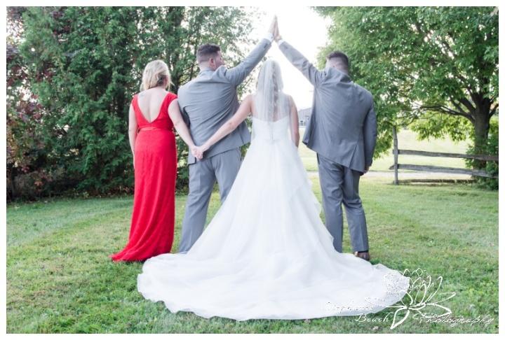 Strathmere Garden House Wedding Stephanie Beach Photography 25
