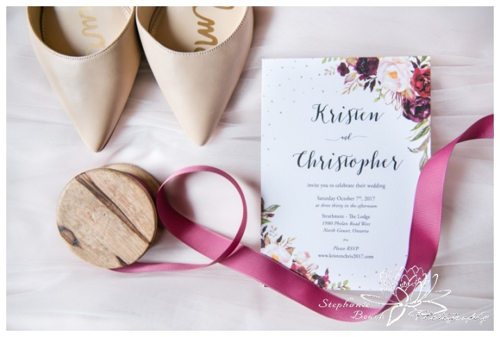 Strathmere-Lodge-Wedding-Stephanie-Beach-Photography-bridal-prep-invitation