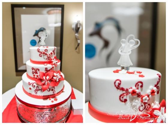 Wendake-Hôtel-Musée-Premières-Nations-Wedding-Stephanie-Beach-Photography-cake