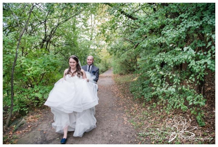 Hogs-Back-Park-Wedding-Stephanie-Beach-Photography-bride-groom-walk