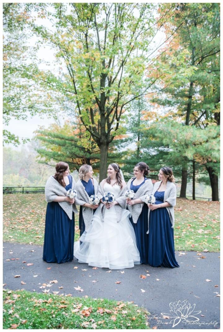 Hogs-Back-Park-Wedding-Stephanie-Beach-Photography-bride-bridesmaids-portrait