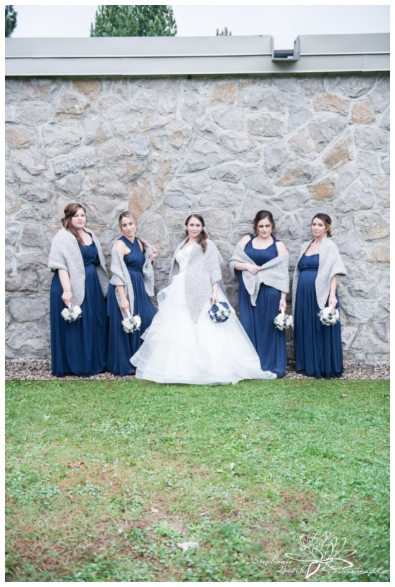Hogs-Back-Park-Wedding-Stephanie-Beach-Photography-bride-bridesmaids-portrait