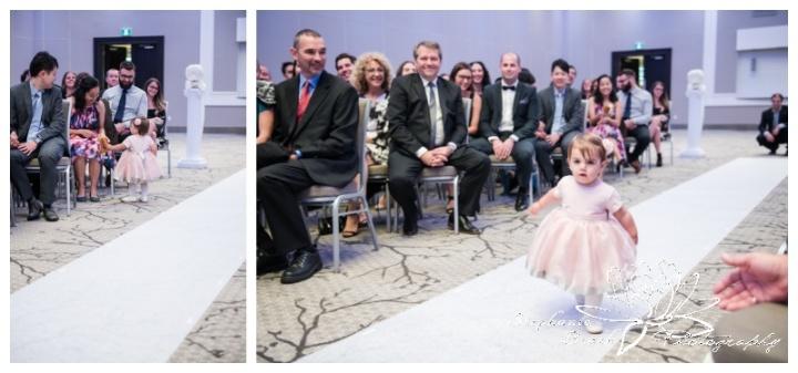 Infinity-Centre-Ottawa-Wedding-Stephanie-Beach-Photography-ceremony-flowergirl