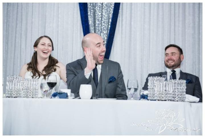 Infinity-Centre-Ottawa-Wedding-Stephanie-Beach-Photography-reception-head-table-speech
