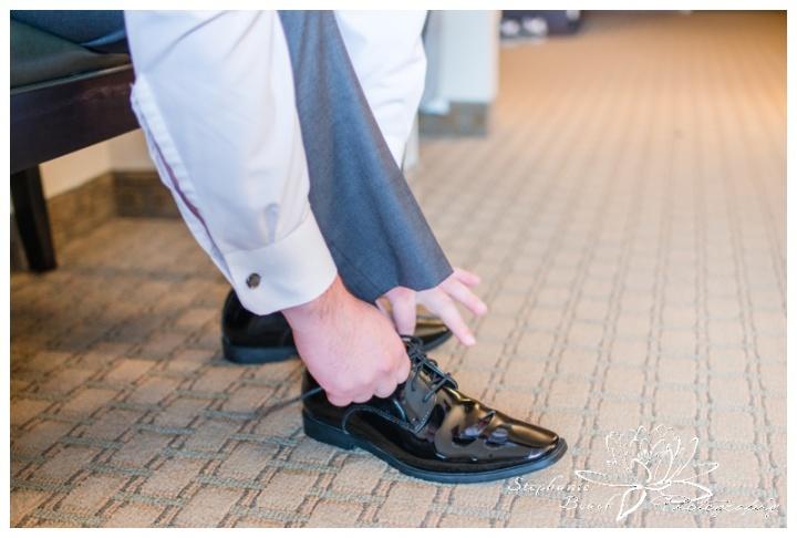 Infinity-Centre-Ottawa-Wedding-Stephanie-Beach-Photography-prep-groom-shoes