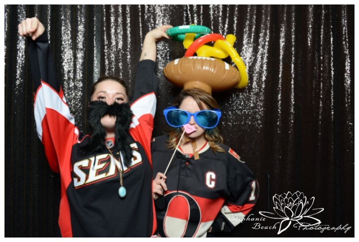 Make-A-Wish-Tysen's-Mission-to-a-Million-Gala-Stephanie-Beach-Photography-Brookstreet-Hotel-photobooth-photo-booth-props-football