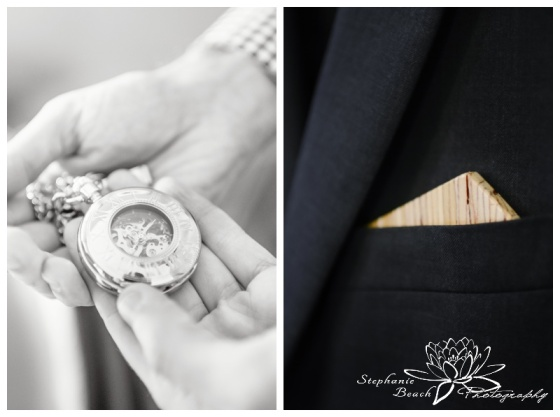 Brookstreet-Hotel-Wedding-Preparation-Stephanie-Beach-Photography-pocket-watch