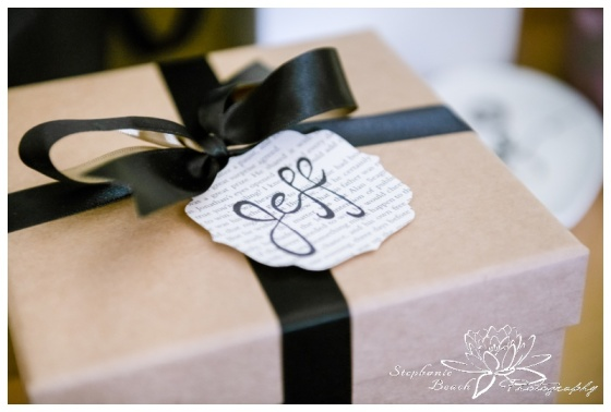 Brookstreet-Hotel-Wedding-Preparation-Stephanie-Beach-Photography-groom-gift