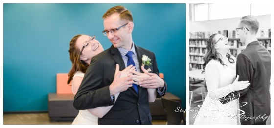 Ottawa-Public-Library-Wedding-Stephanie-Beach-Photography-first-look