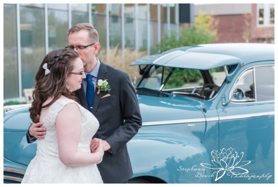 Ottawa-Public-Library-Wedding-Stephanie-Beach-Photography-bride-groom-portrait-car