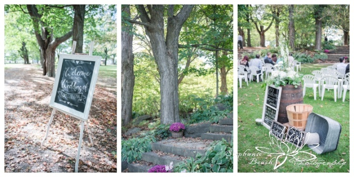 Stanleys-Olde-Maple-Lane-Farm-Wedding-Stephanie-Beach-Photography-ceremony-decor