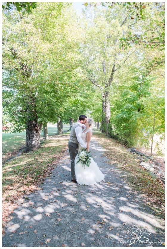 Stanleys-Olde-Maple-Lane-Farm-Wedding-Stephanie-Beach-Photography-bride-groom-laneway