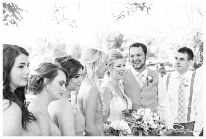 Stanleys-Olde-Maple-Lane-Farm-Wedding-Stephanie-Beach-Photography-bride-bridesmaids-groom-groomsmen-candid