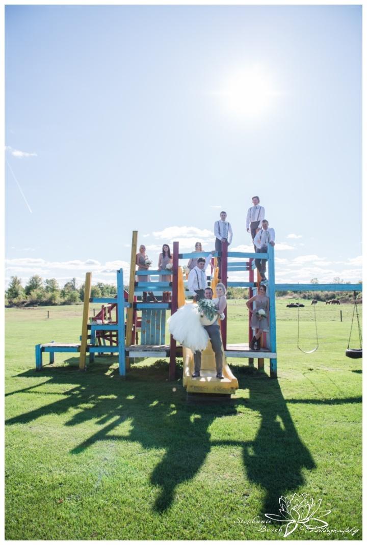 Stanleys-Olde-Maple-Lane-Farm-Wedding-Stephanie-Beach-Photography-bride-groom-bridesmaid-groomsmen