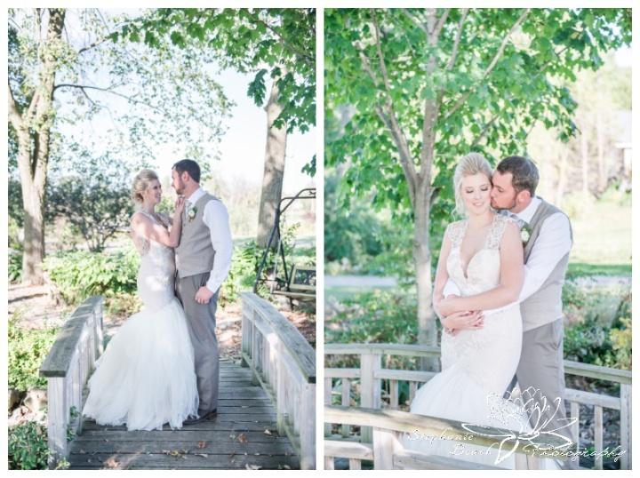 Stanleys-Olde-Maple-Lane-Farm-Wedding-Stephanie-Beach-Photography-bride-groom-bridge