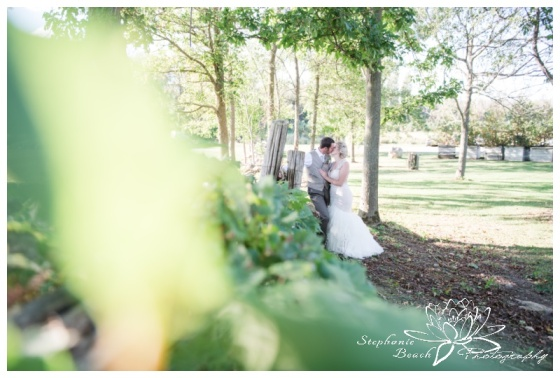 Stanleys-Olde-Maple-Lane-Farm-Wedding-Stephanie-Beach-Photography-bride-groom-vine-fence