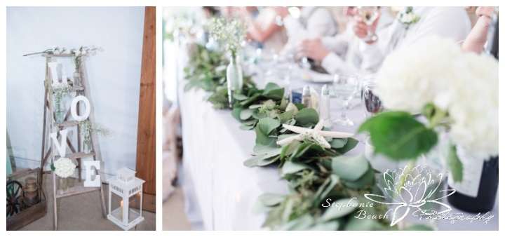 Stanleys-Olde-Maple-Lane-Farm-Wedding-Stephanie-Beach-Photography-reception-decor