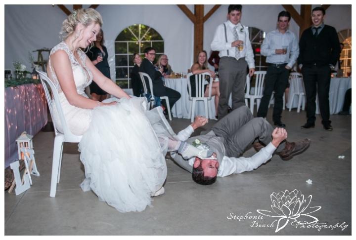 Stanleys-Olde-Maple-Lane-Farm-Wedding-Stephanie-Beach-Photography-bride-groom-garter