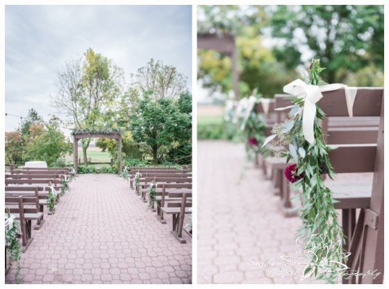 Strathmere-Lodge-Wedding-Stephanie-Beach-Photography-ceremony-decor-eucalyptus