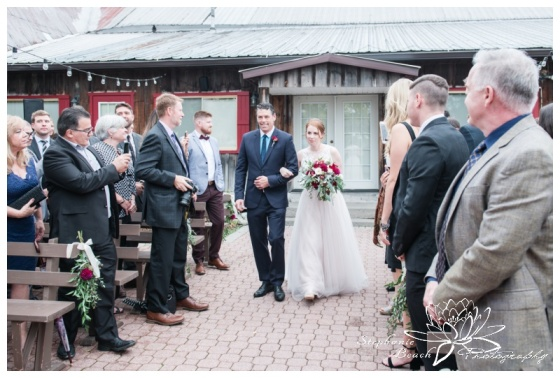 Strathmere-Lodge-Wedding-Stephanie-Beach-Photography-ceremony