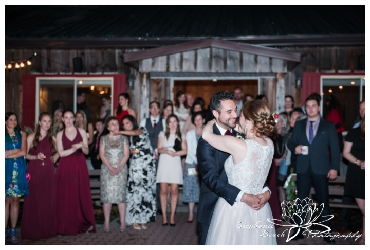 Strathmere-Lodge-Wedding-Stephanie-Beach-Photography-reception-dancing-first-dance