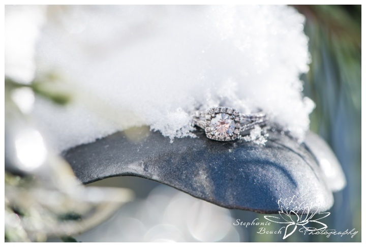Merrickville-Winter-Engagement-Session-Stephanie-Beach-Photography-ring-snow