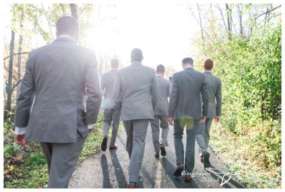 Ottawa-Fall-Wedding-Stephanie-Beach-Photography-groomsmen-portrait-sunflare