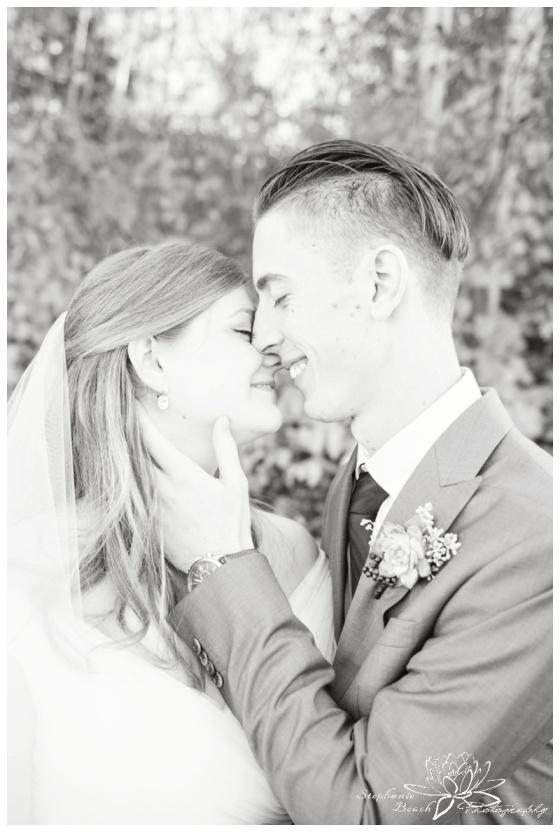 Ottawa-Fall-Wedding-Stephanie-Beach-Photography-bride-groom-portrait-black-white