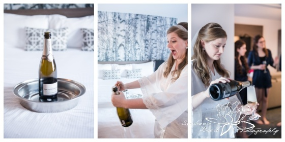 Ottawa-Fall-Wedding-Stephanie-Beach-Photography-prep-bride-champagne