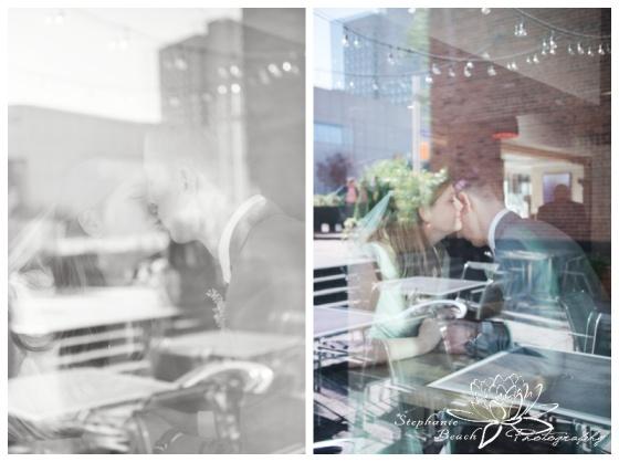 Ottawa-Fall-Wedding-Stephanie-Beach-Photography-bride-groom-novotel-hotel-window-90s-romcom