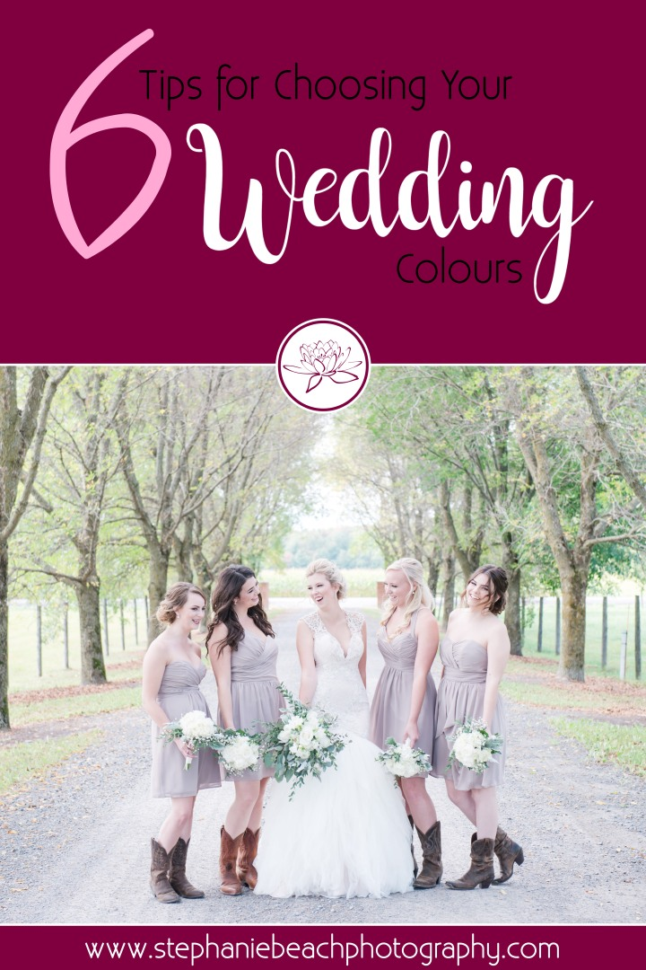6-Tips-for-Choosing-Your-Wedding-Colours-Stephanie-Beach-Photography