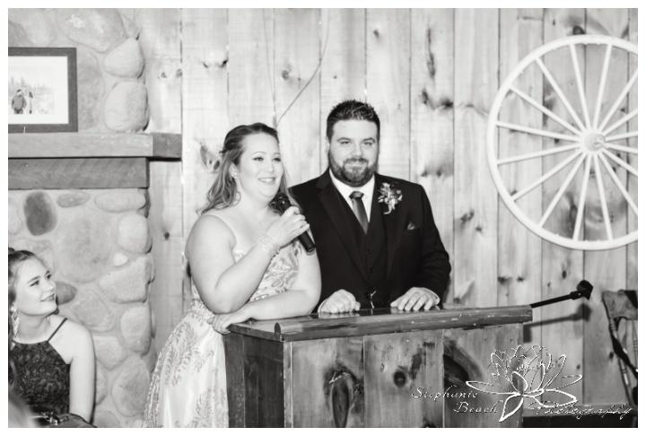 Strathmere Inn Lonestar Ranch Wedding Stephanie Beach Photography 38
