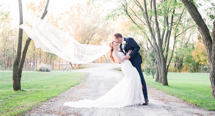 Stonefields Estate Wedding: Kirsten + Kyle