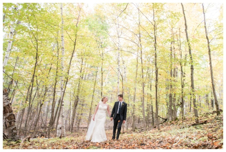 Ottawa-Fall-Backyard-Wedding-Stephanie-Beach-Photography-forest-bride-groom