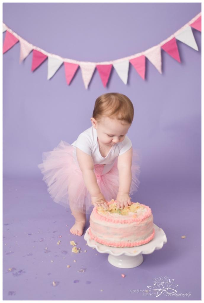 Ottawa-Cake-Smash-Family-Session-Stephanie-Beach-Photography
